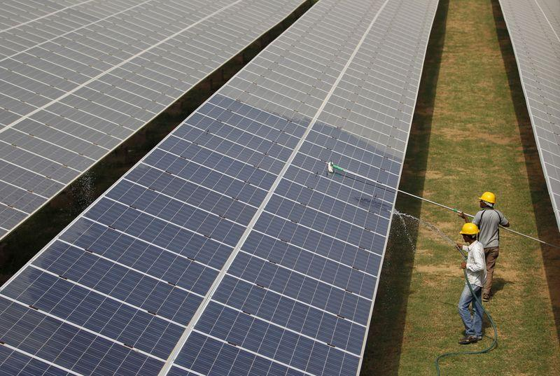 India is considering tariffs on solar panels from August - Reuters