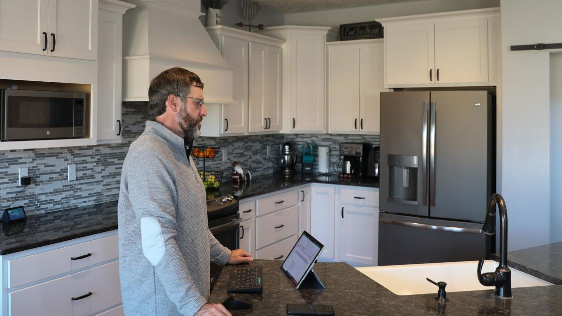 Johnson's solar investment in a home will pay off in a few years - Kearney Hub