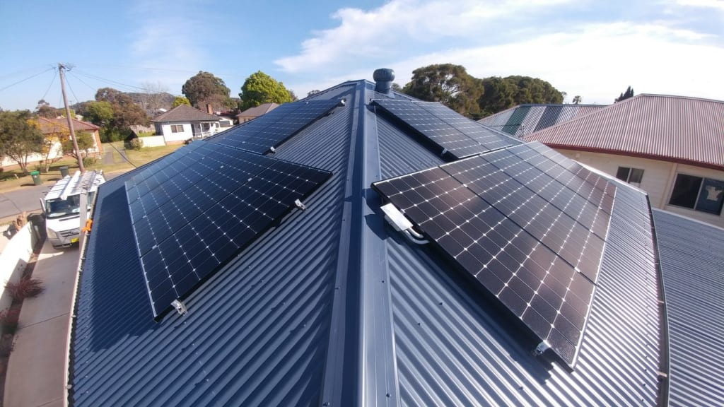 Which direction should my solar panels point?