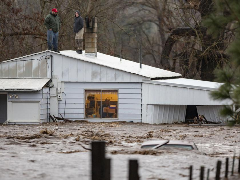 2020 Year in Review: Flooding, protests highlight non-COVID stories - East Oregonian