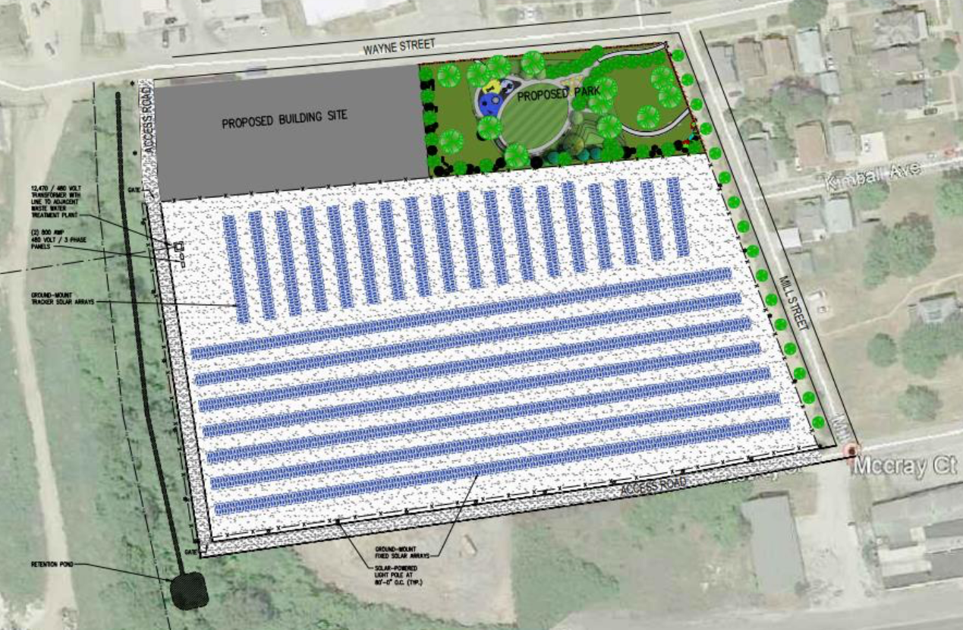 Residents Get Answers About McCray Solar Project Sun News - KPCnews.com