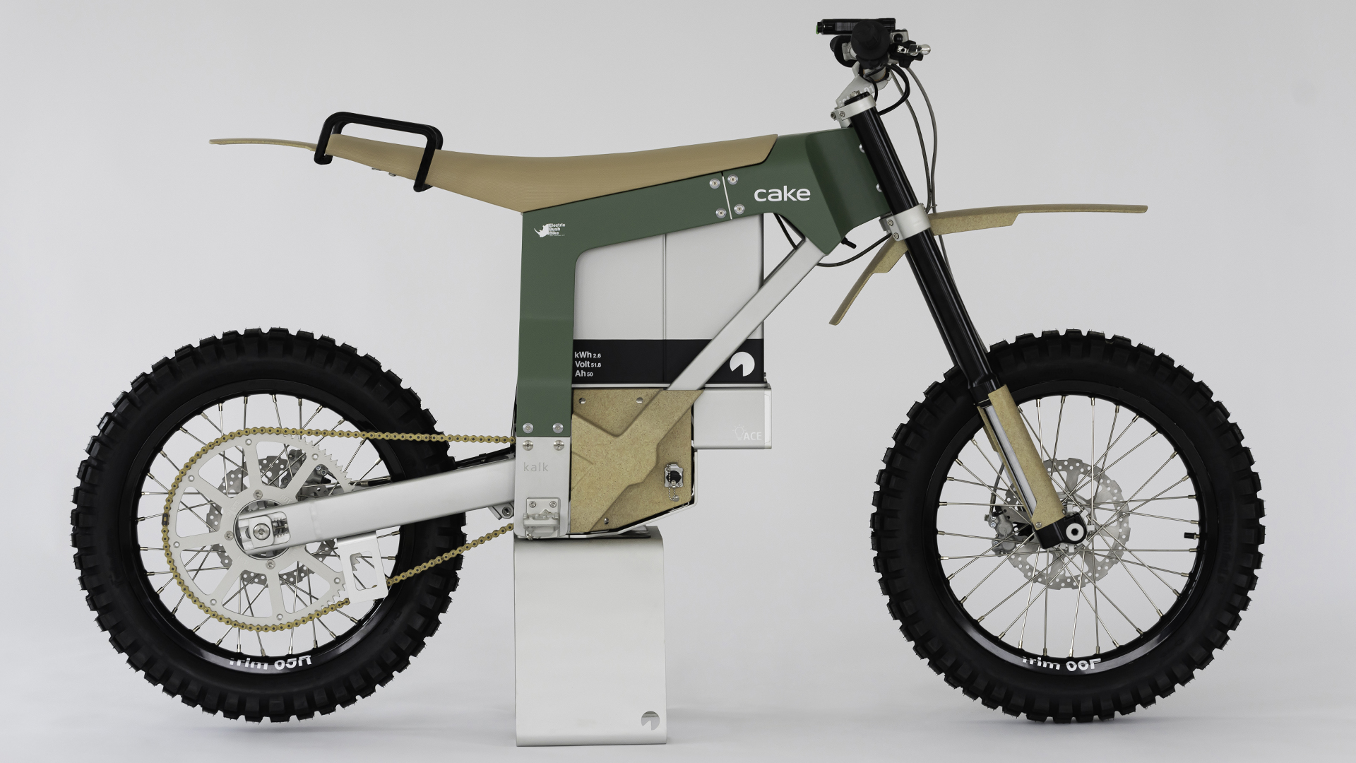This solar powered, off-grid bike can ambush poachers anywhere - on the drive