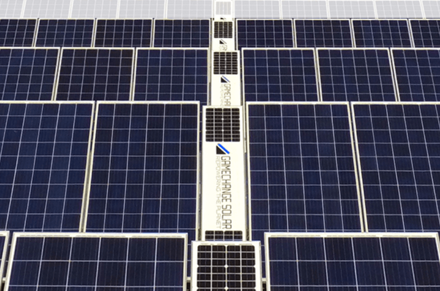 GameChange Solar introduces new BifacialReflector technology