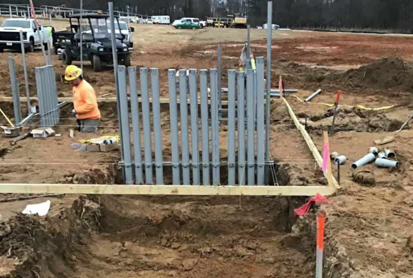 Pine Gate closes for solar, solar and storage projects in North Carolina