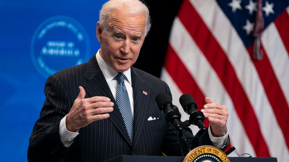 China is under trade pressure again under Biden - ABC News