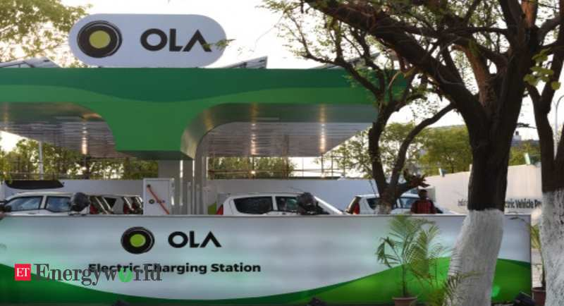 Ola partners with Siemens for a 2400 rupee electric vehicle manufacturing facility - ETEnergyworld.com