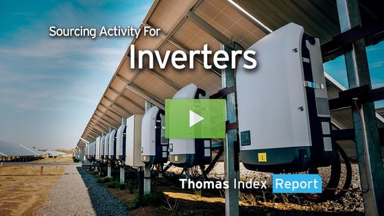 Inverter sourcing sees massive spike after Tesla announces solar inverter launch - ThomasNet News