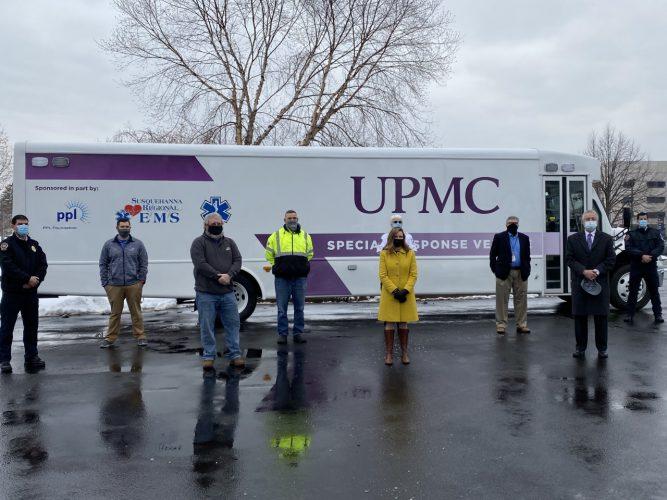 "UPMC Receives US $ 100,000 Grant for ""Ambulance"" News, Sports, Jobs - Williamsport Sun-Gazette"