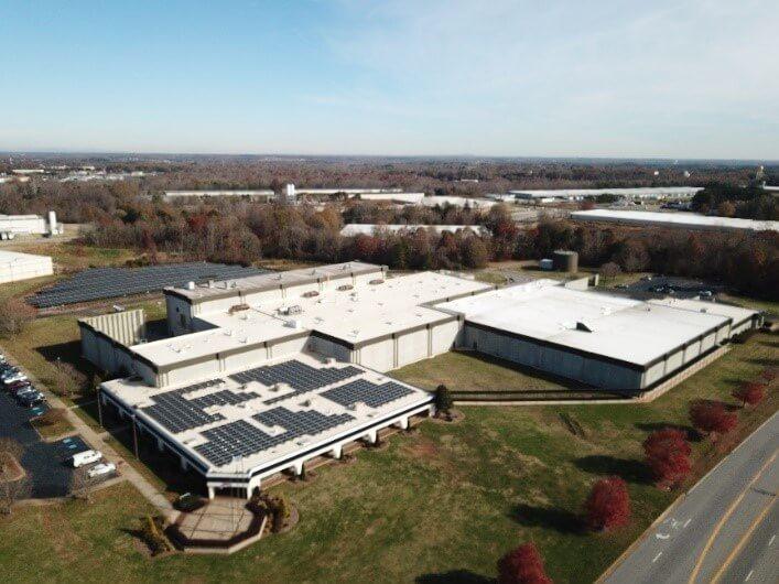 Contec completes solar installation at global headquarters