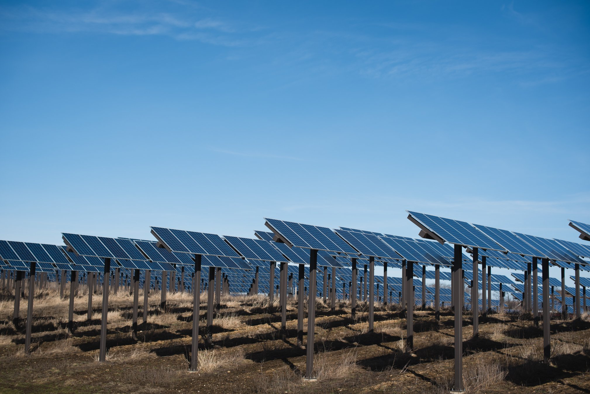 WEC proposes the state's largest solar battery storage project - UW Badger Herald