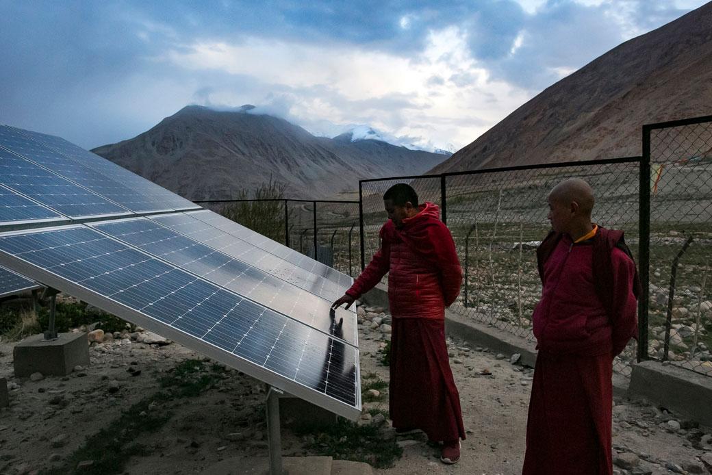 Renewed U.S.-India Climate Cooperation