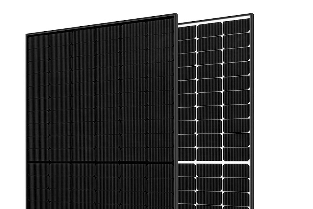 Panasonic is preparing EverVolt solar modules and storage systems for shipment