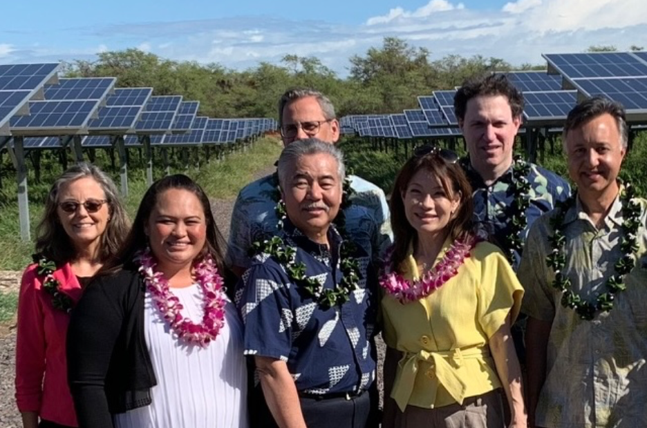 Altus Power builds Hawaii solar project