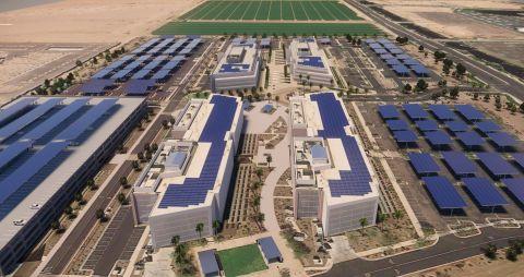 Wells Fargo, Ameresco, partners on solar systems for businesses