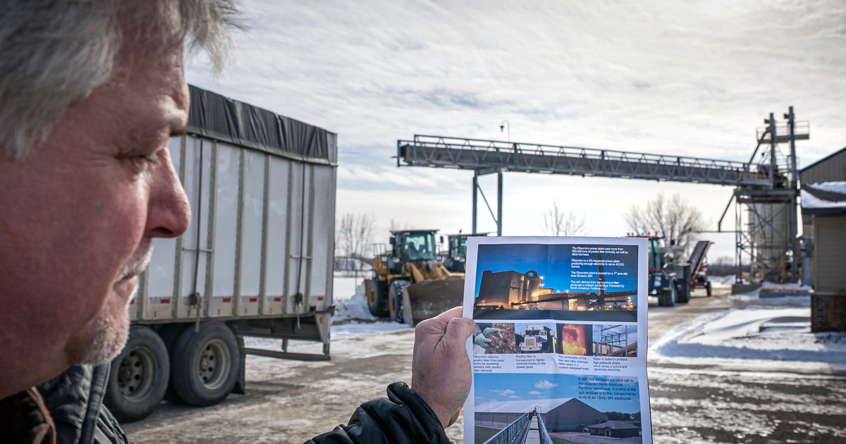 When Xcel pulled out of biomass plant, small businesses left in lurch - Minneapolis Star Tribune