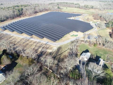 Ameresco brings Rhode Island solar energy site online
