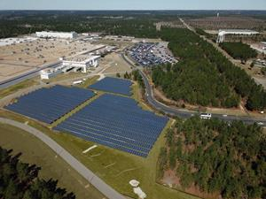 Solar Alliance Energy completes major project at Bridgestone facility