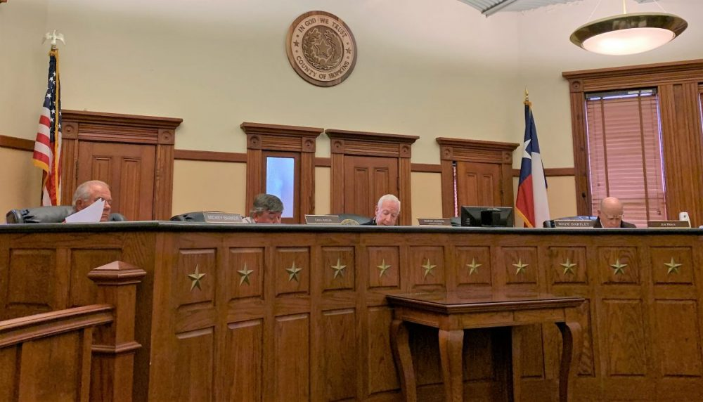 Commissioners Court Approves Equipment Funding, Grant Funding, ATCOG Agreement - KSST