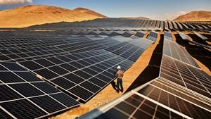 Nevada's turquoise solar project enters commercial operation