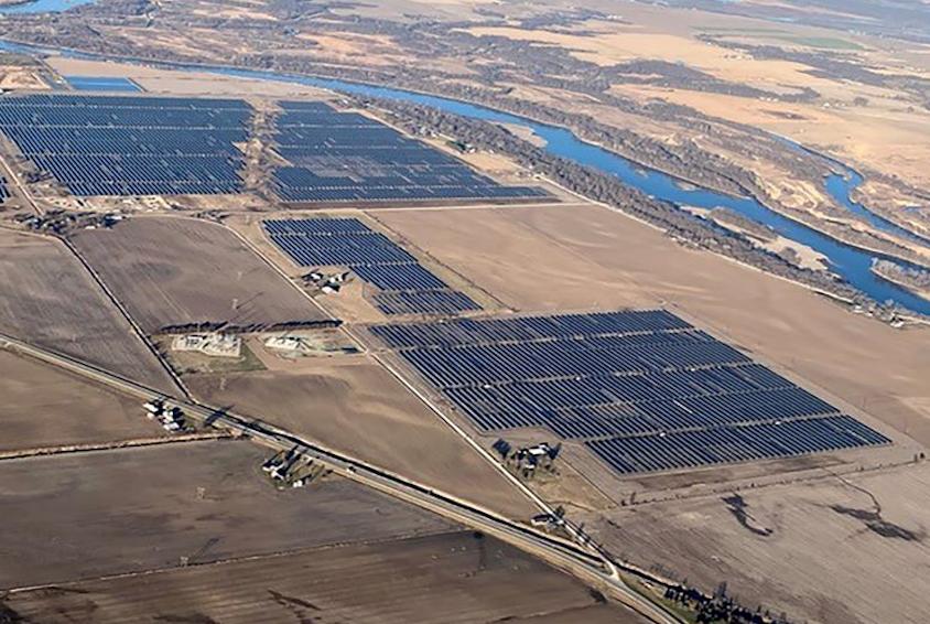 Clenera brings Wapello Solar Project online
