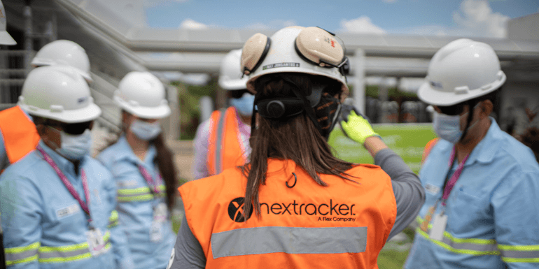 Nextracker delivers NX Horizon Solar Tracker to Brazilian solar plant