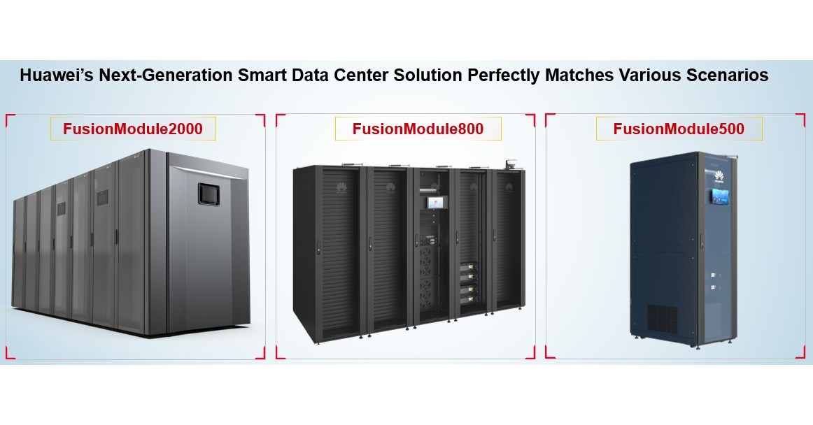 Huawei Launches New Data Center and Power Solutions Worldwide - PRNewswire