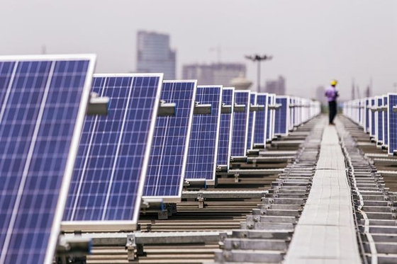 India Taxes Solar System Imports To Help Local Businesses - Caixin Global