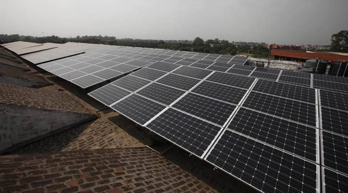 Cabinet okays Rs 4,500 crore PLI program to promote the manufacture of solar systems - The Indian Express