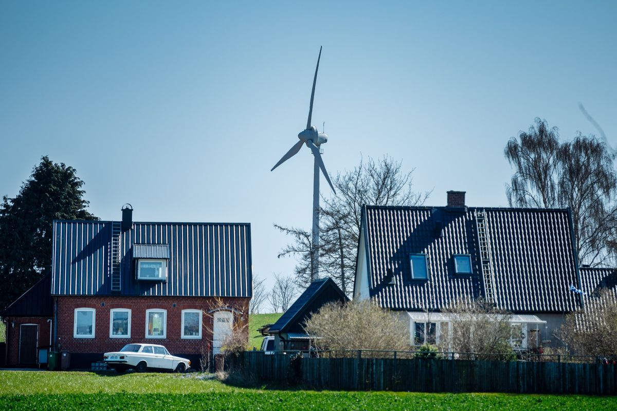The old Swedish hamlet teaches lessons for the future of clean energy - Bloomberg