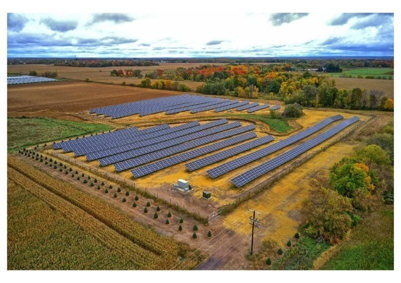 URE, New Energy Equity bring three Minnesota Community Solar Gardens online