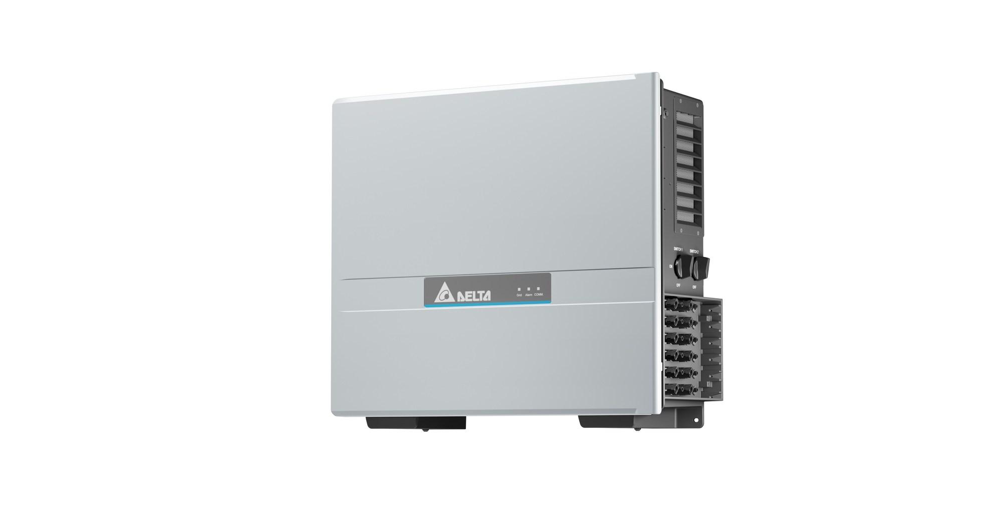 Delta's new generation three-phase M50A Flex solar inverter offers more flexibility in system design - PRNewswire