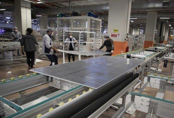 china turkey solar panels
