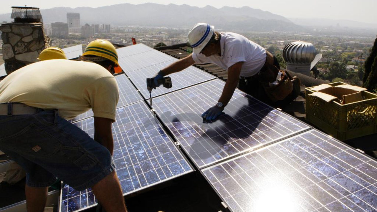 Beer turns green?  Taxpayer Dollars and China Fuel Switch to Solar Power - Fox Business