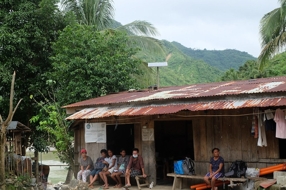 No power?  Typhoon survivors, NGOs seek solar solutions for tribal communities - ABS-CBN News
