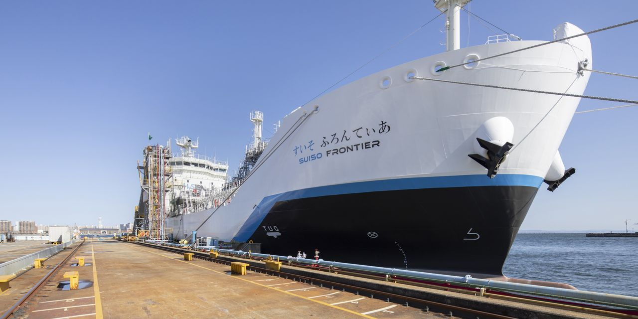 Japan's Big Bet on Hydrogen Could Revolutionize the Energy Market - The Wall Street Journal