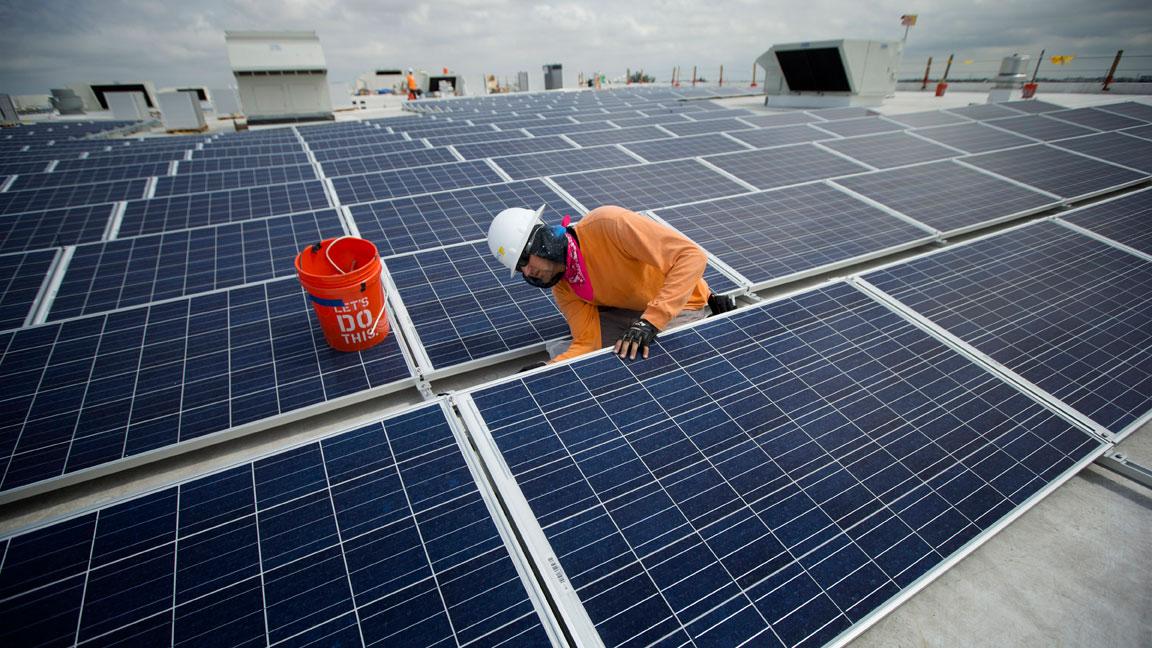 New warehouses in New Jersey should have solar-grade roofs - NJ Spotlight
