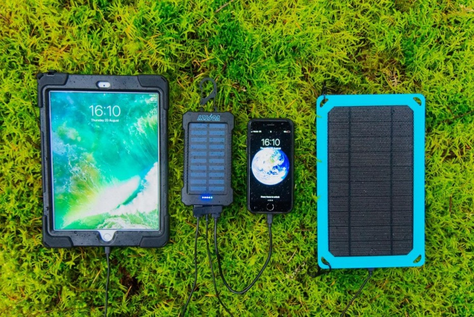 Voltzy Solar Power Bank is a device that can charge multiple electronics at once. Find out whether its right for you with these reviews.