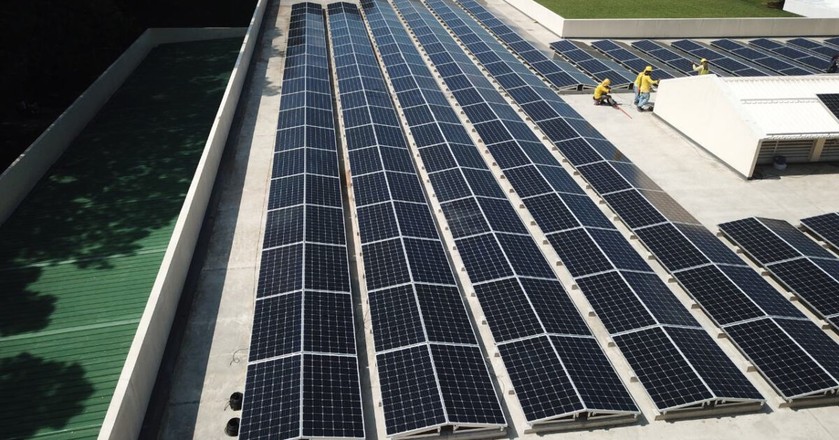 MOUNTING SOLAR ON ROOFS