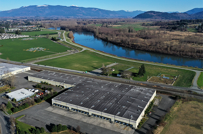 The new facility from Silfab Solar helps to double the production of solar modules