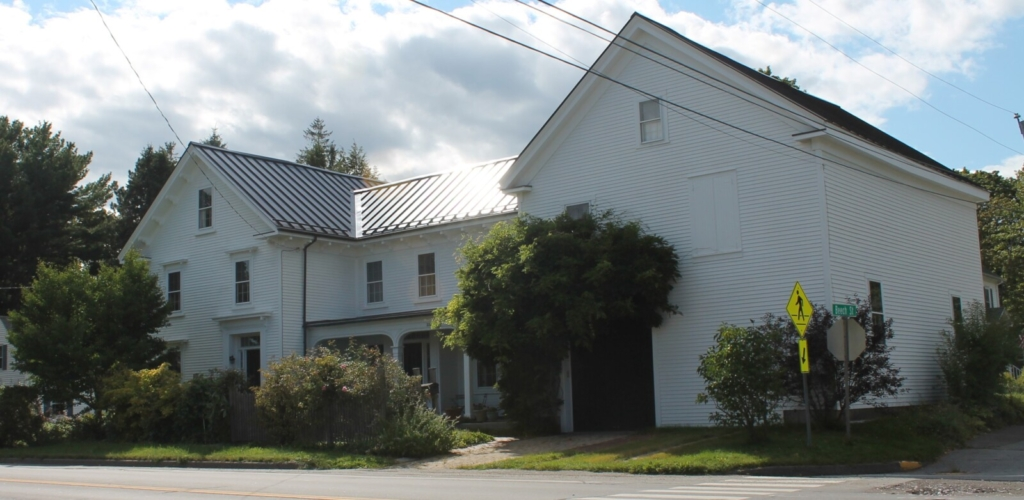 A House of the Future dating from 1850 - Knox County VillageSoup - Courier-Gazette & Camden Herald