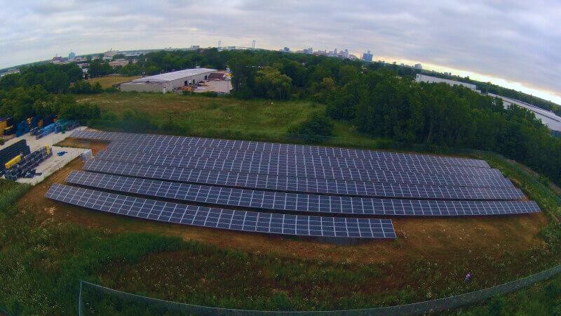 OYA Solar is building five New York community solar projects